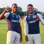 Maynor Figueroa y Romell Quioto aceleran su recuperación para estar contra México