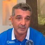 Diego Vázquez sobre el zafarrancho en Nueva Jersey: «Hay que decir la verdad, el único responsable es Troglio»