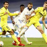 Villarreal le saca el empate al Real Madrid pero sigue de líder